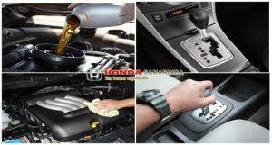 Perawatan Mobil Matic
